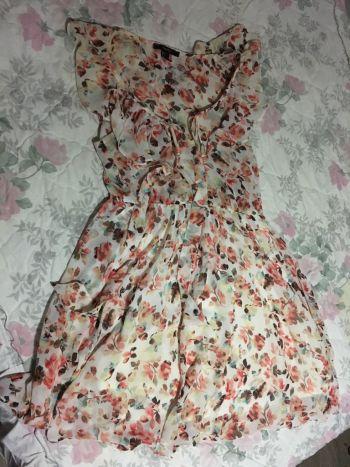 Vestido Floral Forever 21
