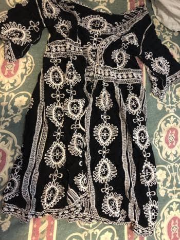 Cardigan negro