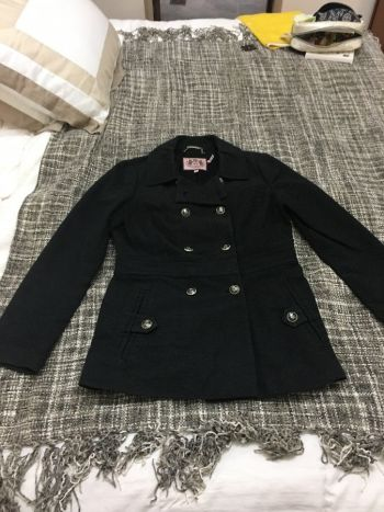 Saco juicy couture
