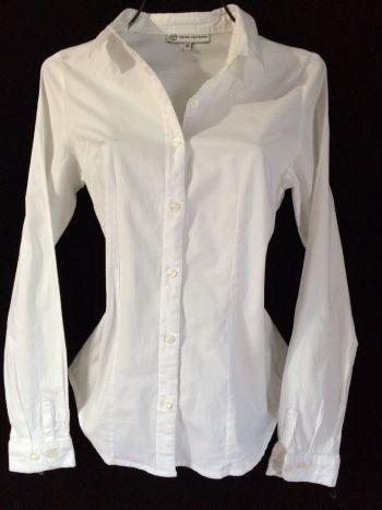 Blusa blanca STRECH