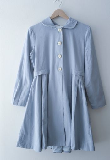 Abrigo estilo vintage