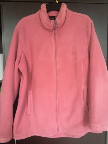 Abriguito calientito palo de rosa XL