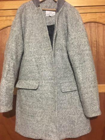 Abrigo gris lft