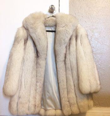 Abrigo de mink vintage ORIGINAL