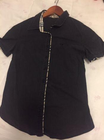 Camisa de manga corta Burberry