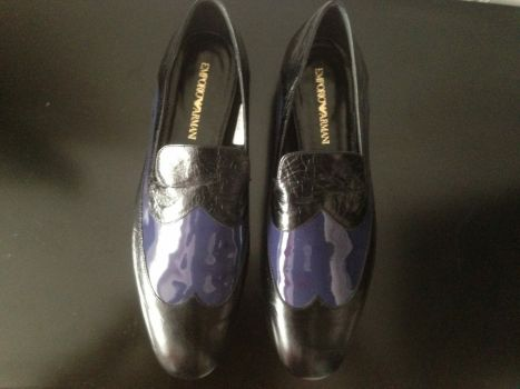 Zapato mujer Emporio Armani
