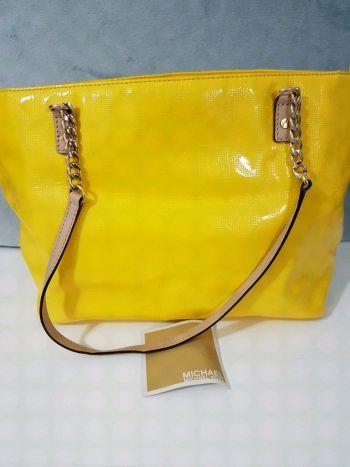 Bolsa Amarilla MK