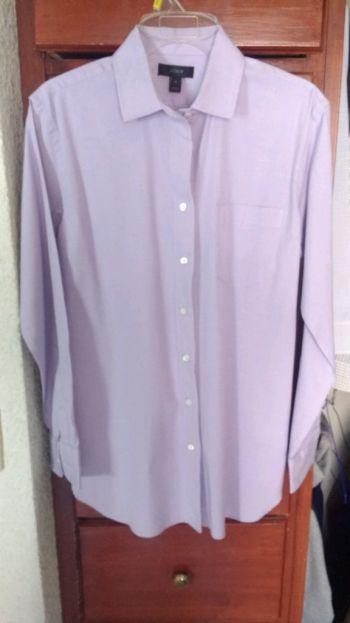 Puesta una vez! Preciosa camisa súper formal!