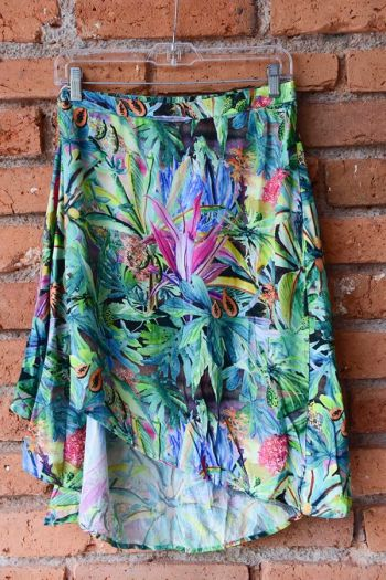 Falda Tropical Oysho