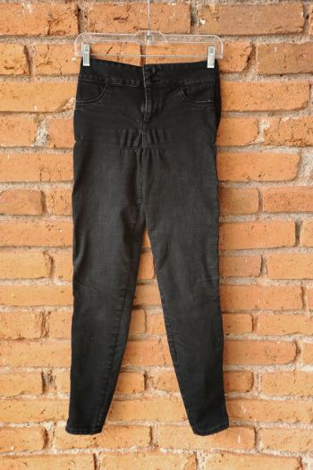 Jeans Negros Guess