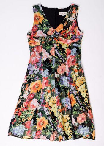 Vestido floreado de vestir ligero
