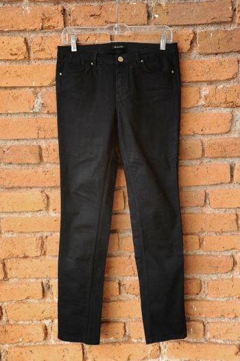 Jeans básicos navy