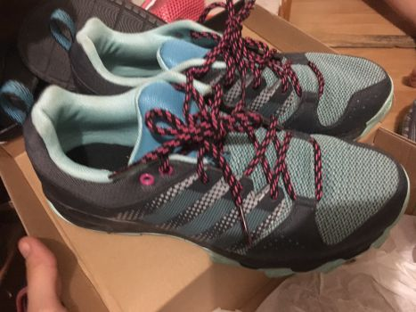 Adidas trail 9 REMATE!!