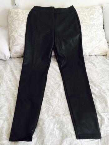 Abercrombie &Fitch piel pantalon legging strech