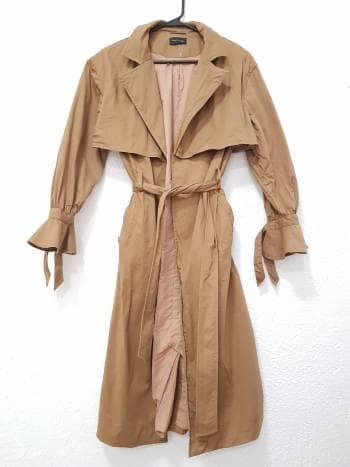 Gabardina/abrigo clasica