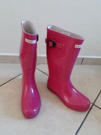 Botas para la Lluvia