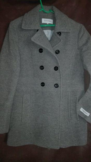 Abrigo nuevo  de lana Calvin Klein