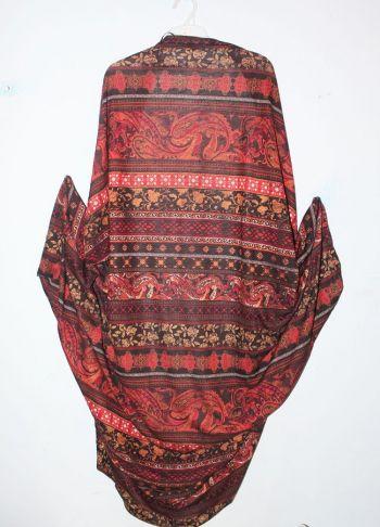 Kimono estampado tribal pull
