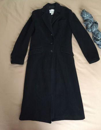 Abrigo Negro Marsel