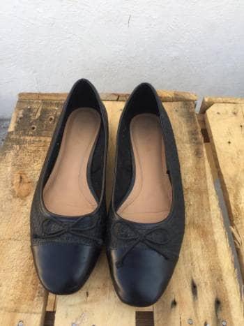 Zapatos casuales- formales Zara