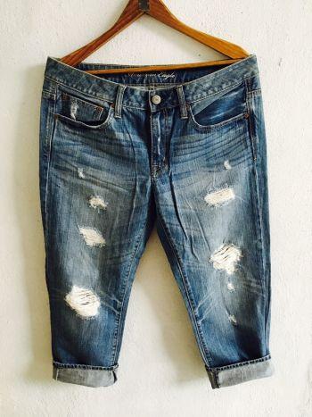 Pantalon de mezclilla/ Boyfriend Jeans