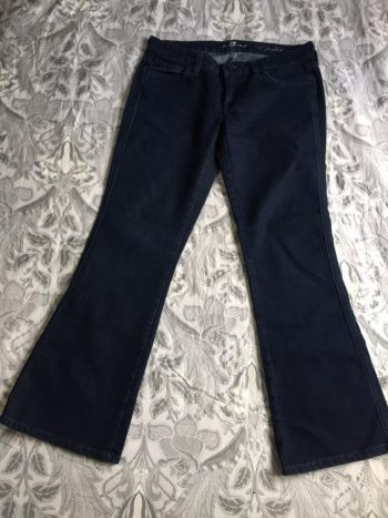7 jeans azul fuerte