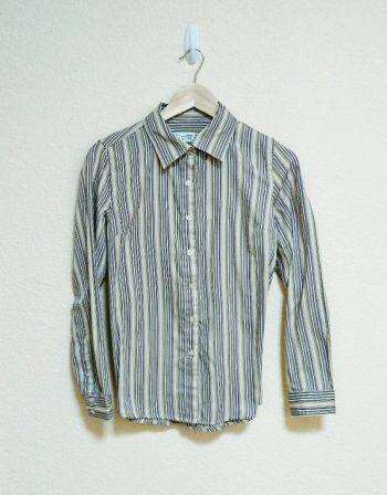 Camisa de algodón,  T S