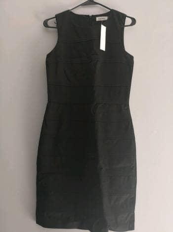 2381dbc73b Vestido básico negro