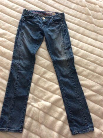 Jeans azul azul