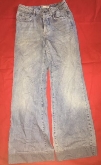Jeans vintage collection Zara TRF