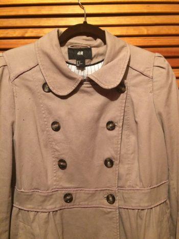 Abrigo beige H&M