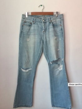 Ripped Jeans American Eagle