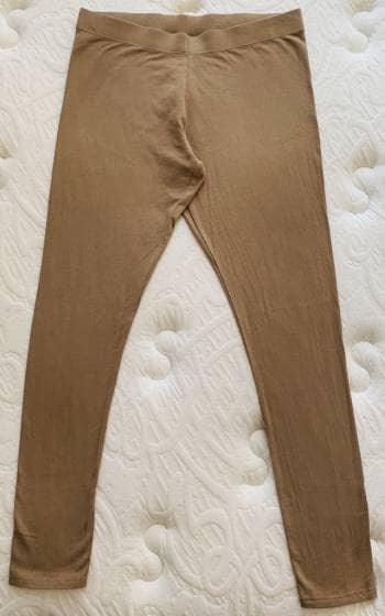Leggins color camel FADED GLORY