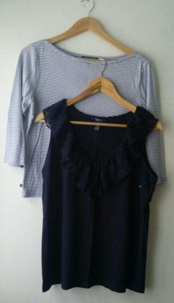 2 pack blusas Ralph Lauren