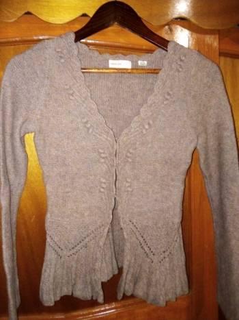 Sweater de lana anthropologie