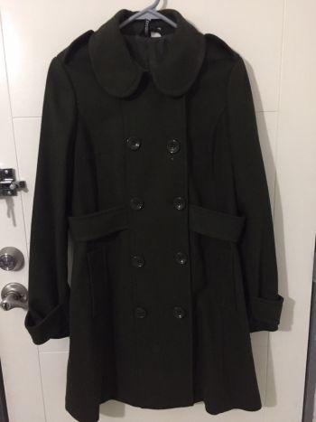 Abrigo Verde H & M