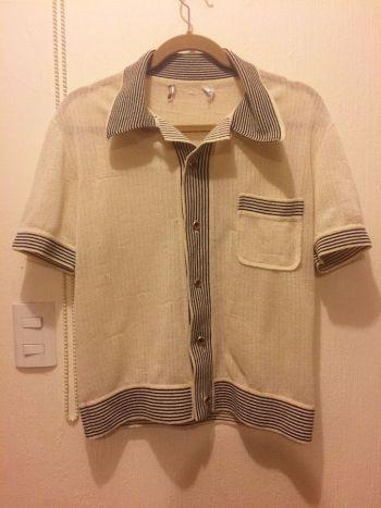 Blusa vintage blanca