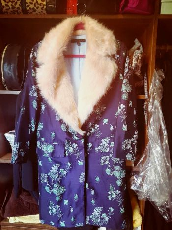Abrigo Vintage nuevo
