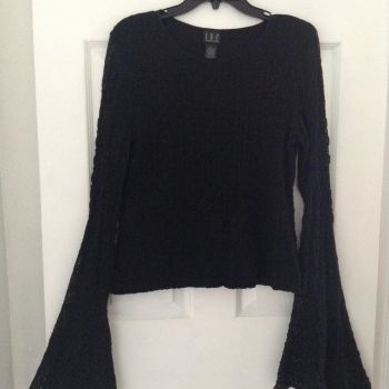 Blusa See Trough - INC