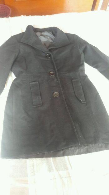 Abrigo negro