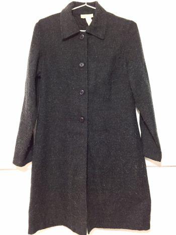 Abrigo en color gris