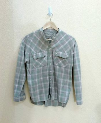 Camisa cuadros Tommy,  T S
