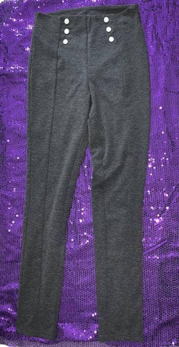 Leggings tipo pantalon de vestir