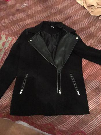 Abrigo H&M negro