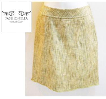 ¡NUEVA! Falda corte A - Fashionella -