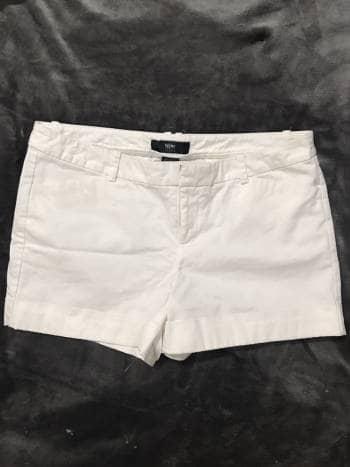 Short strech blanco PROMO (2x1)