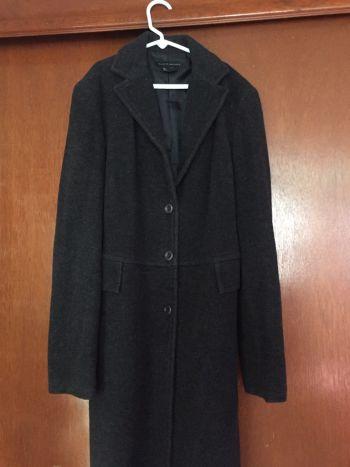 Abrigo zara de lana