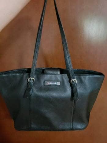 Bolsa negra Calvin Klein