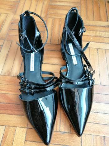 Zapatos nuevos increíbles!