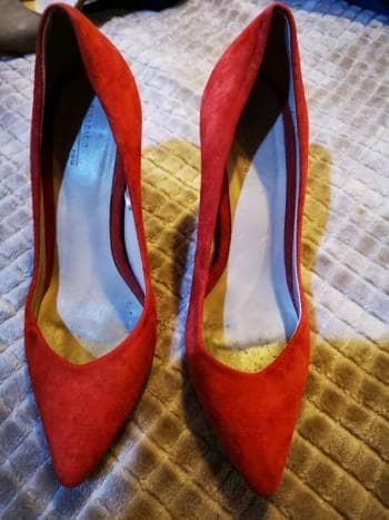 17854331 Tacones rojos zara - GoTrendier - 1695904